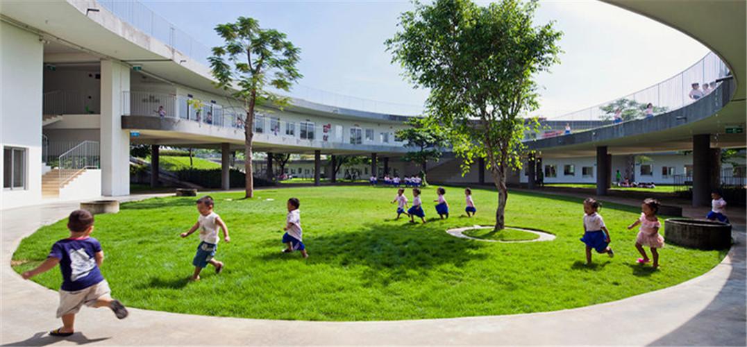 幼儿园室外绿化植物应该怎么选择?-幼教资讯-装修资讯