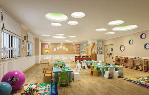 幼儿园阅览室,幼儿园图书室,幼儿园环境,幼儿园装修设计