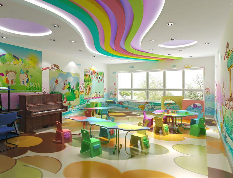 如何有效利用幼儿园活动室的空间