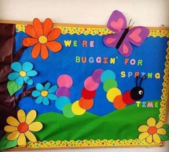 幼儿园主题墙装修注意事项